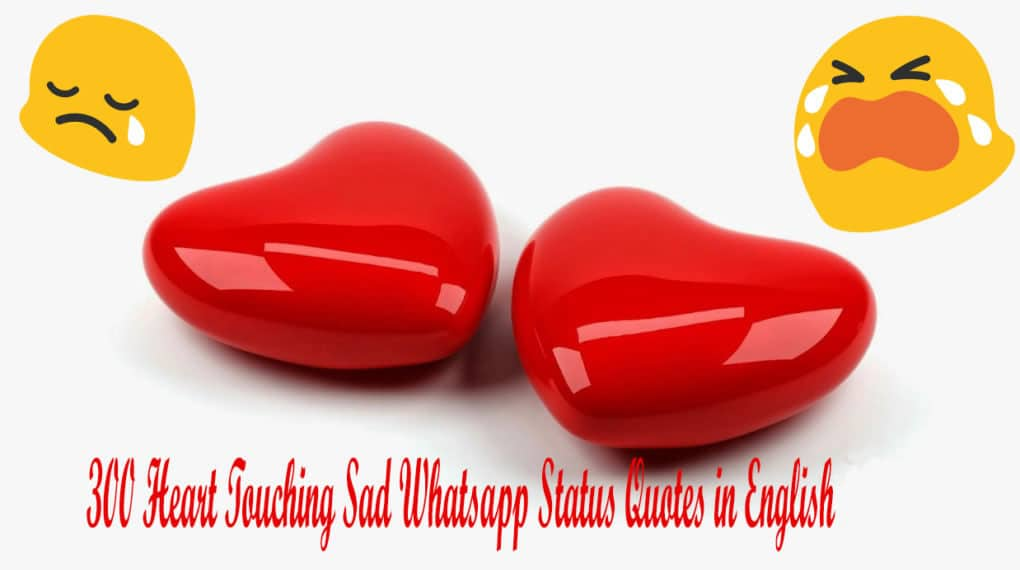 Status sad relationship Heart Touching